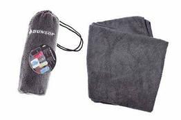 Полотенце спортивное Dunlop Sport towel серое