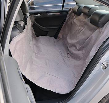 """Захисна накидка заднього сидіння для перевезення собак """"ELEGANT"""" 100 678(165х145см, Oxford 600d мат.)"""