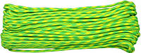 Паракорд Para-cord 550 Lemon Lime