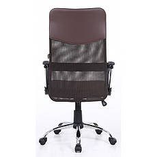 Кресло Bonro Manager коричневое 2шт, фото 3