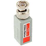 1-канальный пасcивный приемник/передатчик видеосигнала Green Vision GV-01P-02, фото 2
