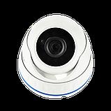 Купольная IP камера GV-073-IP-H-DOА14-20 3МР (Lite), фото 2