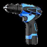 Аккумуляторный шуруповерт Pracmanu (синий), фото 5