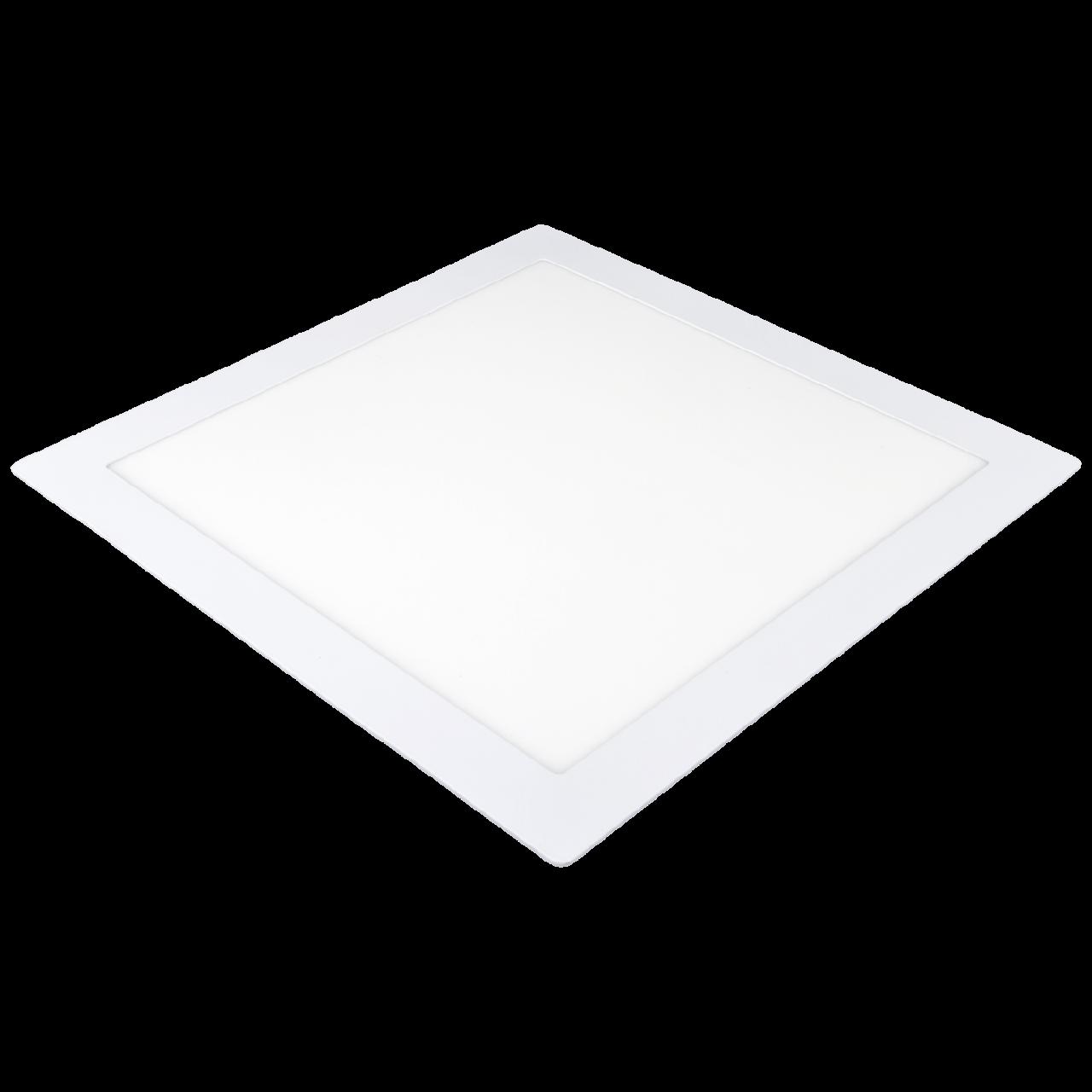 Светодиодный встраиваемый светильник Ilumia 24Вт, 295мм, 4000К (нейтральный белый), 1900Лм (034)