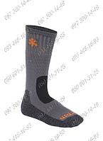 Зимние теплые носки Одежда для рыбалки Термоноски Norfin Hunting Extra Long Мужские носки