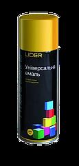 Универсальная эмаль LIDER Золотистая