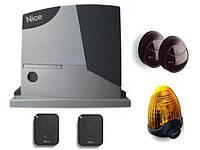 Nice ROAD 400 KCE Комплект автоматики для откатных ворот Базовый комплект, фото 1