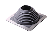 Мастер Флеш для  дымохода 520х520мм,420х420мм до 315 гр.С, серый
