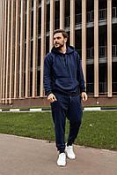 """Теплый мужской спортивный костюм oversize больших размеров """"Джейк"""""""