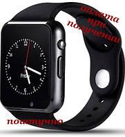 Смарт smart фітнес браслет трекер розумні годинник як Apple Smart Series Watch A1 російською ПОШТУЧНО (4), фото 1