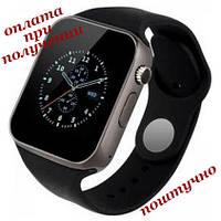 Смарт smart фітнес браслет трекер розумні годинник як Apple Smart Series Watch A1 російською ПОШТУЧНО (6), фото 1