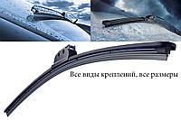 Дворники (2 шт) Fiat Doblo II 2005↗ гг. / Щетки стеклоочистителя Фиат Добло