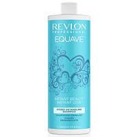 Шампунь для увлажнения и облегчения расчесывания волос Revlon Professional Equave Hydro 1000 мл