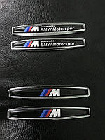 BMW 1 серия 2011 Наклейка на крыло M / Надписи БМВ 1