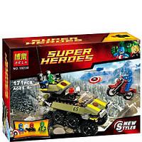 Конструктор Super Heroes Транспорт