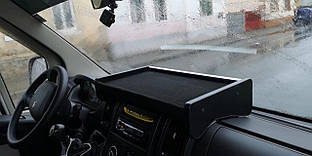 Fiat Ducato 2006-2014 Полка на панель / Полки на панель Фиат Дукато