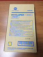 Konica Minolta Developer DV-610 Cyan, фото 1