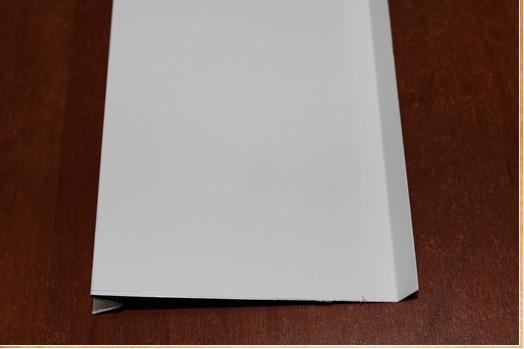 Отлив оконный белый RAL 9003