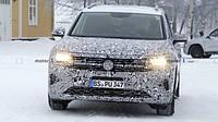 VW тестирует замену Тигуана