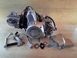 Двигун 72 куб. механіка на мопед Дельта, Альфа, Актив та ін.