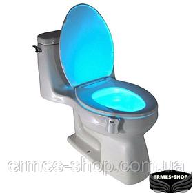 LED подсветка для унитаза с датчиком движения BOWL LIGHT