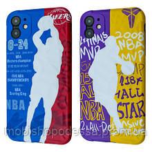Защитный чехол для Apple Iphone IMD Print Case NBA