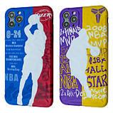 Защитный чехол для Apple Iphone IMD Print Case NBA, фото 5