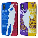 Защитный чехол для Apple Iphone IMD Print Case NBA, фото 3