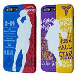 Защитный чехол для Apple Iphone IMD Print Case NBA, фото 4