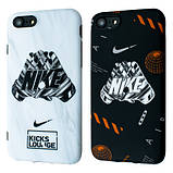 Защитный чехол для Apple iPhone IMD Print Case Nike, фото 4