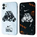 Защитный чехол для Apple iPhone IMD Print Case Nike, фото 5