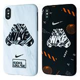 Защитный чехол для Apple iPhone IMD Print Case Nike, фото 2