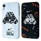 Защитный чехол для Apple iPhone IMD Print Case Nike, фото 3