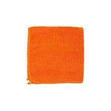 Серветка универсальні з мікрофібри оранжеві 300х300 мм, Elfe
