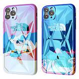Защитный чехол для Apple iPhone IMD Print Case Rhombus The North Face, фото 5