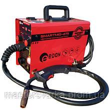 Сварочный инверторный полуавтомат EDON SmartMIG-275