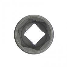 Головка утакрная шестигранна, 24 мм, 1/2, CrMo Stels