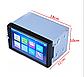 Автомагнитола 7018B Long пульт на руль сабвуфер Bluetooth сенсорный экран 7 дюймов, фото 2