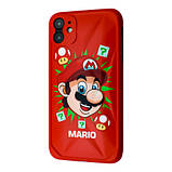 Защитный чехол для Apple iPhone IMD Print Mario Case, фото 3
