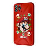 Защитный чехол для Apple iPhone IMD Print Mario Case, фото 4