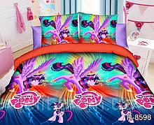 Полуторный комплект постельного белья R8598
