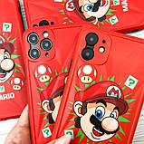 Защитный чехол для Apple iPhone IMD Print Mario Case, фото 2