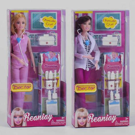 Кукла CS 699-21 (84/2) 2 вида, с аксессуарами, в коробке, фото 2