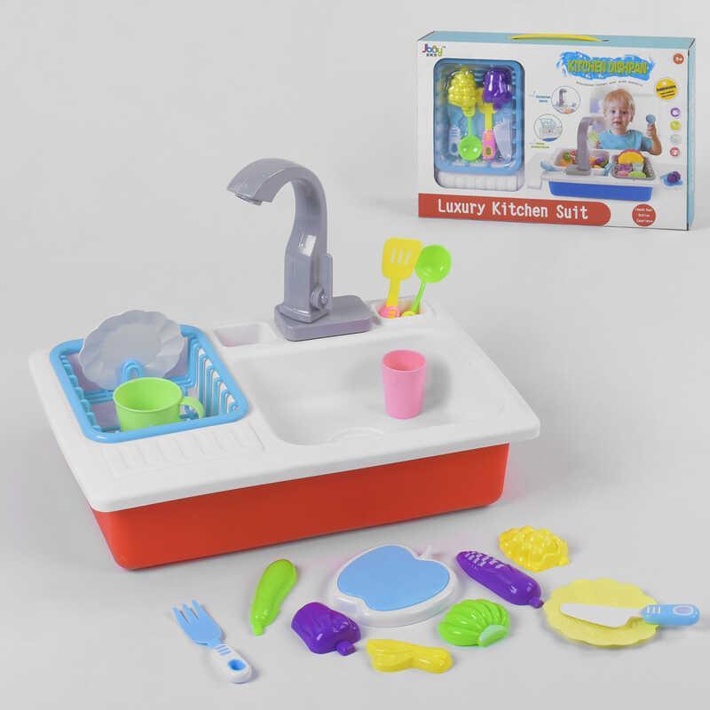 Кухня 168 A-3A (12) течет водичка, посуда, продукты, в коробке