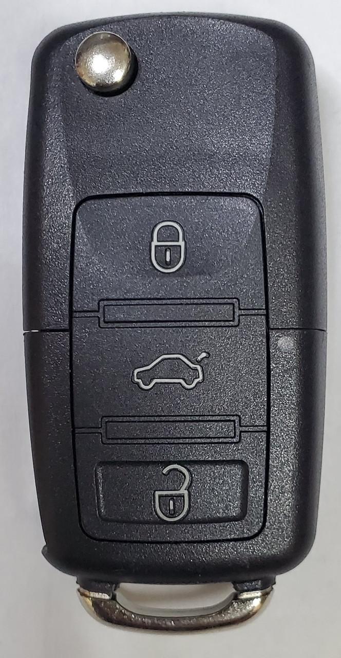 Ключ для VW CADDY/GOLF/JETTA/TIGUAN/TOURAN