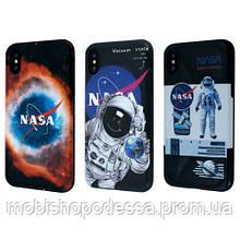 Защитный чехол  for iPhone IMD Print Case Nasa Series
