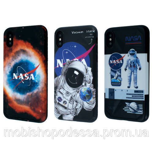 Защитный чехол  for iPhone IMD Print Case Nasa Series