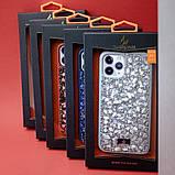Защитный чехол для Apple iPhoneBling STONE Case, фото 5