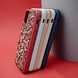 Защитный чехол для Apple iPhoneBling STONE Case, фото 3