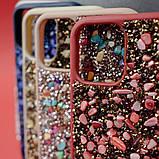 Защитный чехол для Apple iPhoneBling STONE Case, фото 2